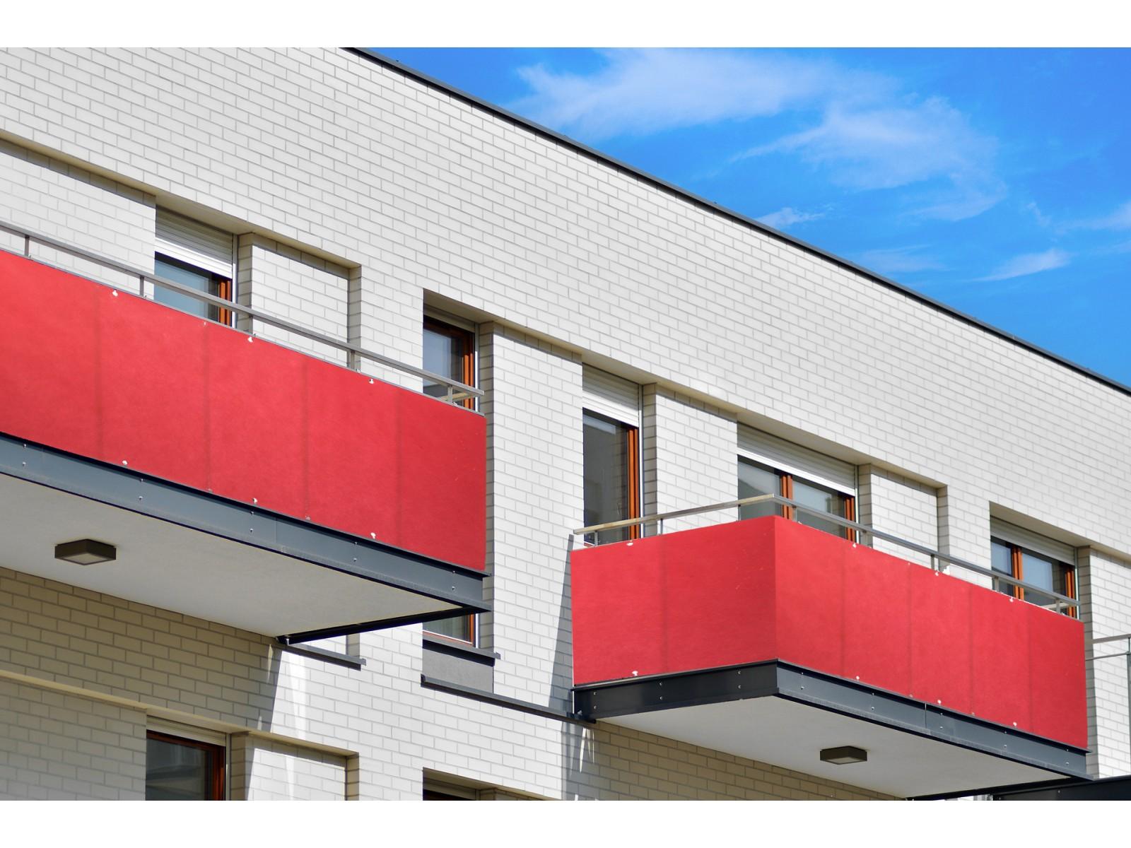 Osłona balkonowa na wymiar